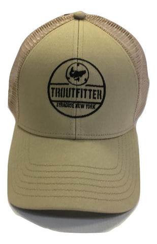 Troutfitter Trucker Cap - The TroutFitter Fly Shop