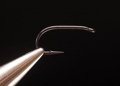 2571 (Black) Boss Steelhead Hook - The TroutFitter Fly Shop