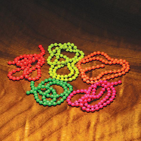Fluorescent Bead Chain Medium - The TroutFitter Fly Shop - Syracuse, New York