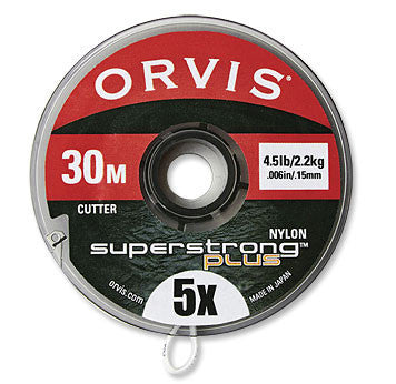 Super Strong Plus Tippet 30M - The TroutFitter Fly Shop
