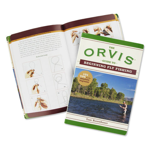Orvis Guide To Beginning Fly Fishing - The TroutFitter Fly Shop