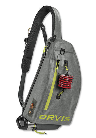 Waterproof Sling Pack - The TroutFitter Fly Shop - Syracuse, New York