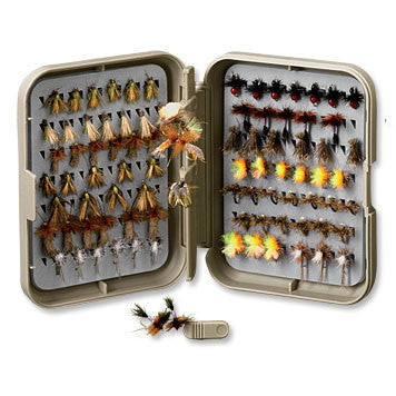 Orvis Posigrip Threader Fly Box - The TroutFitter Fly Shop - Syracuse, New York