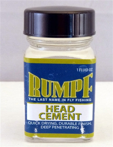 Head Cement - The TroutFitter Fly Shop