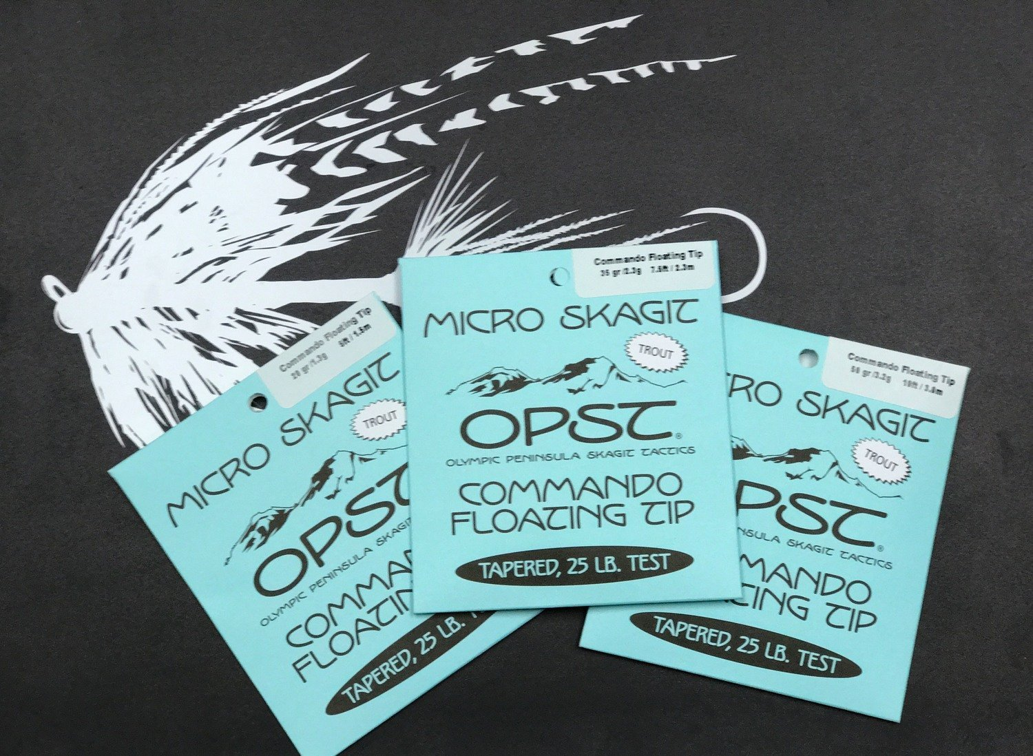 Commando Floating Tip - The TroutFitter Fly Shop