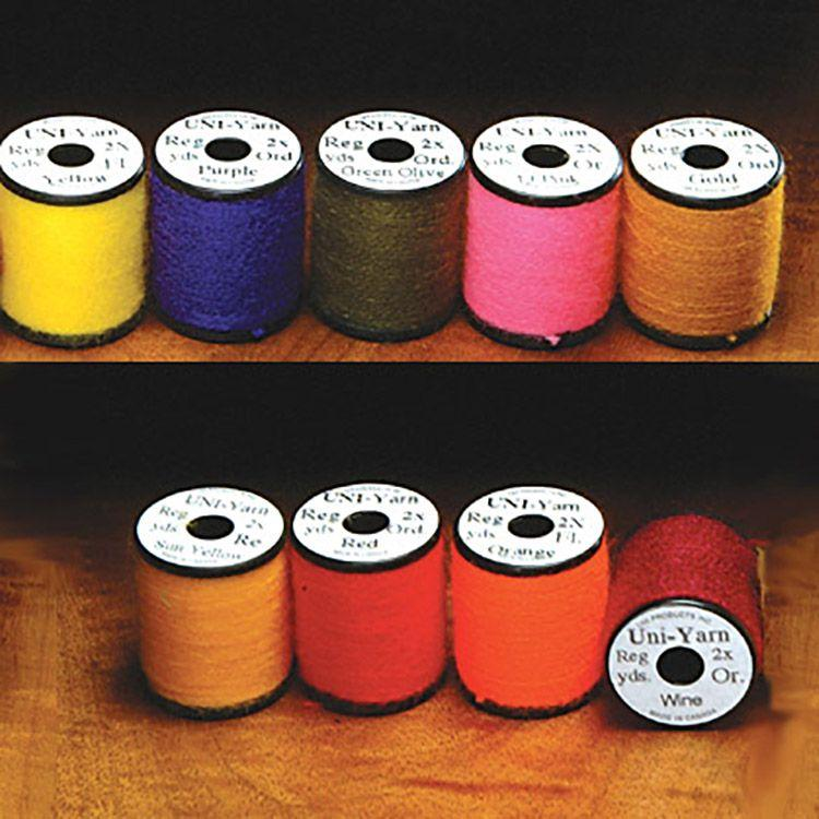 Uni-Yarn - The TroutFitter Fly Shop