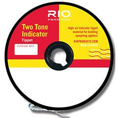 RIO TWO TONE INDICATOR TIPPET - The TroutFitter Fly Shop - Syracuse, New York