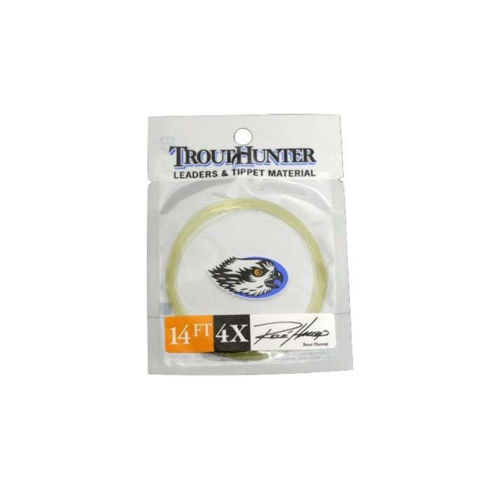 TroutHunter - Rene Harrop 14' Signature Leaders - The TroutFitter Fly Shop