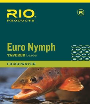 EURO NYMPH LEADER - The TroutFitter Fly Shop