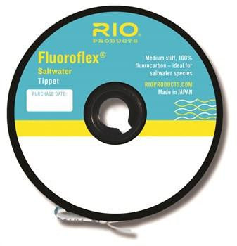 FLUOROFLEX SALTWATER TIPPET - The TroutFitter Fly Shop