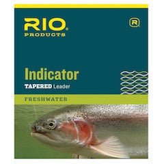 RIO - Indicator Leader - The TroutFitter Fly Shop - Syracuse, New York