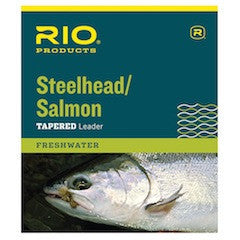 RIO - STEELHEAD/SALMON Tapered LEADER - The TroutFitter Fly Shop
