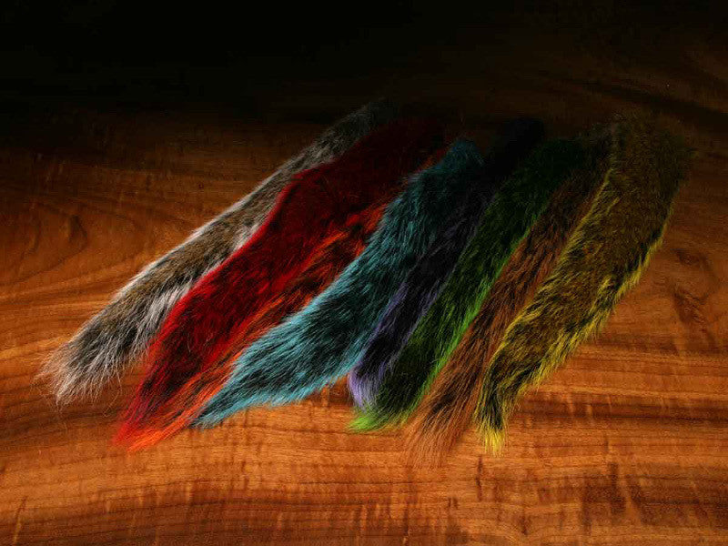 Hareline Gray Squirrel Tail - The TroutFitter Fly Shop - Syracuse, New York