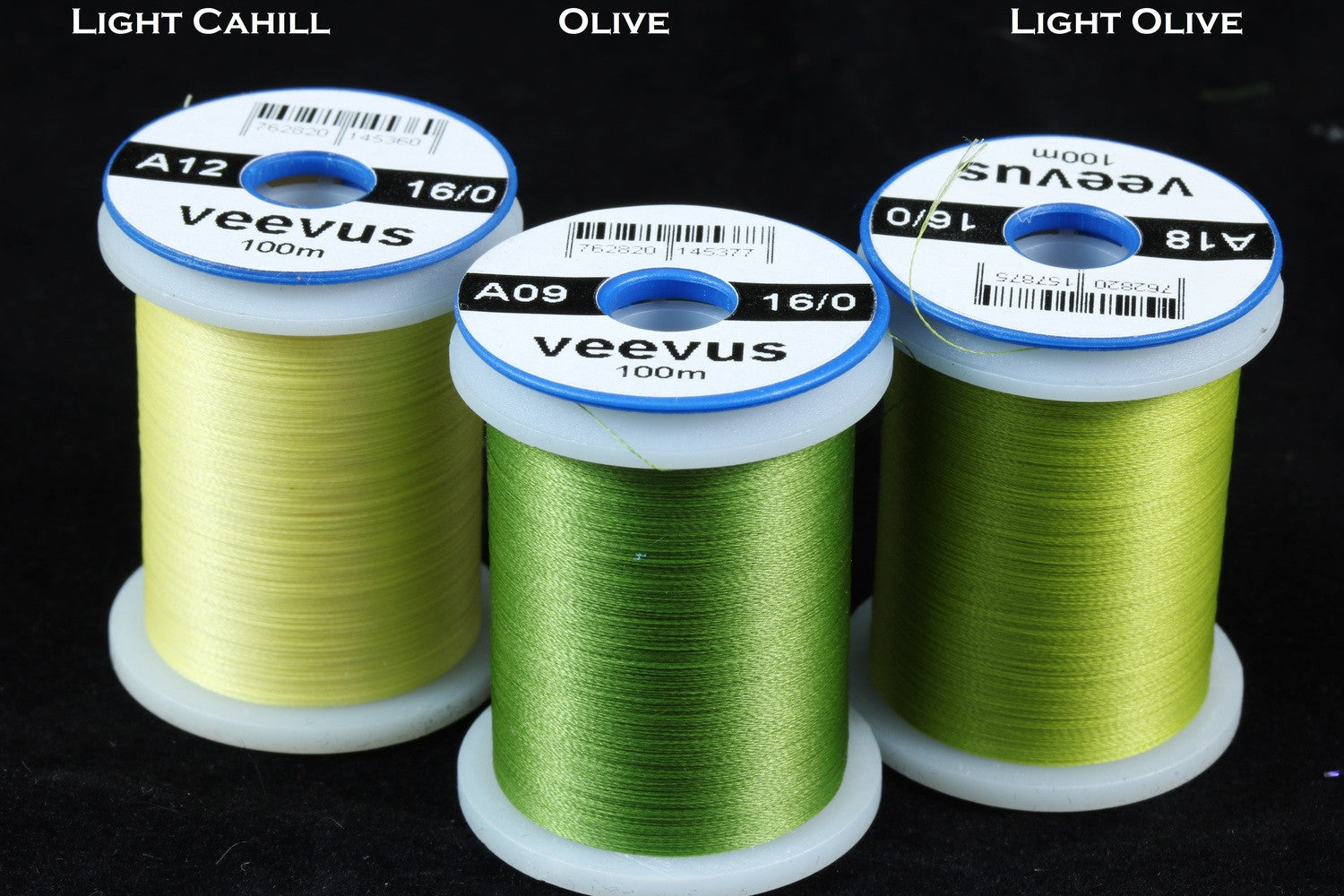 Veevus 16/0 thread - The TroutFitter Fly Shop