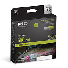 Rio InTouch Gold Trout Series - The TroutFitter Fly Shop - Syracuse, New York