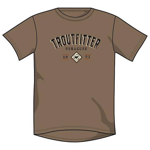 Troutfitter T-Shirt - The TroutFitter Fly Shop