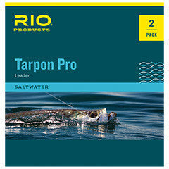 RIO Tarpon Pro Leader - 2 Pack - The TroutFitter Fly Shop - Syracuse, New York
