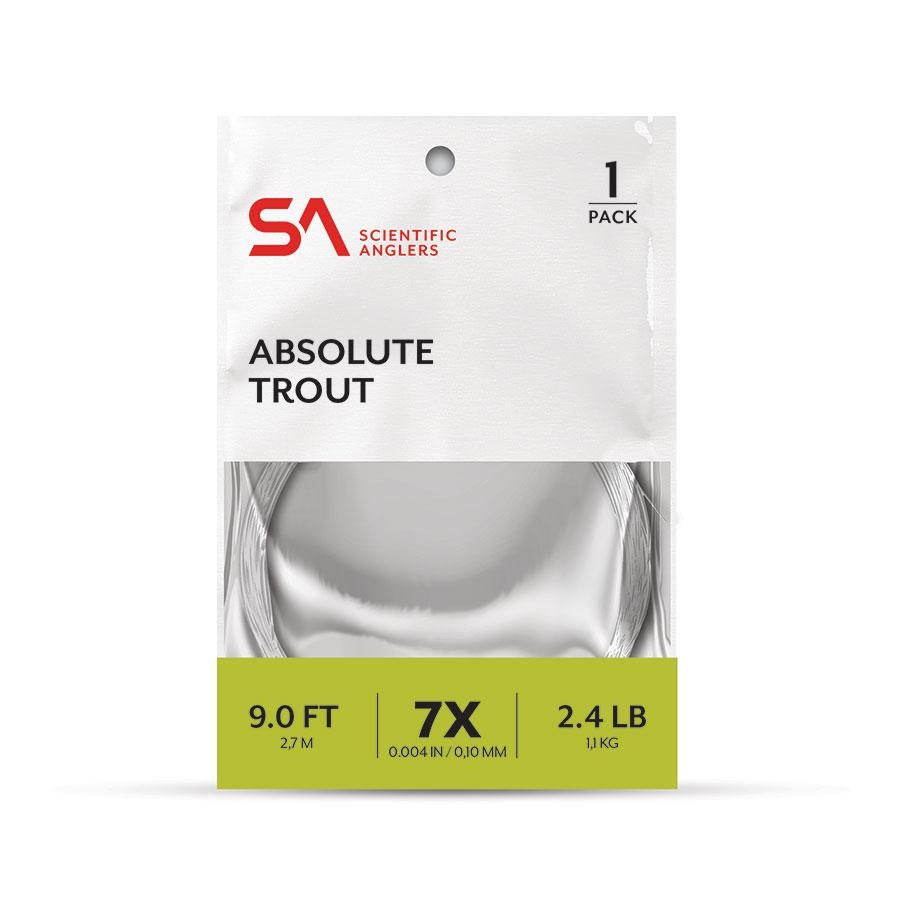 ABSOLUTE TROUT 1-PACK