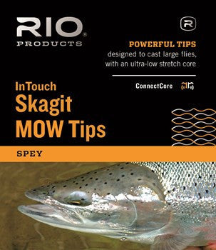 RIO INTOUCH SKAGIT MOW TIPS - The TroutFitter Fly Shop