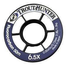 TroutHunter - Fluorocarbon Tippet - The TroutFitter Fly Shop - Syracuse, New York