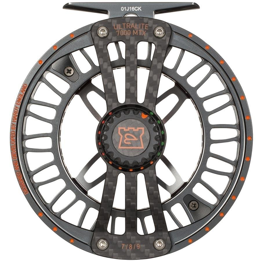Ultralite MTX Reel - The TroutFitter Fly Shop