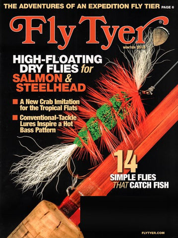 Fly Tyer Magazine ( Current Issue) - The TroutFitter Fly Shop