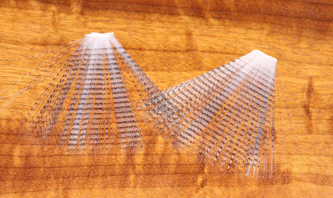 Barred Mayfly Tails - The TroutFitter Fly Shop - Syracuse, New York