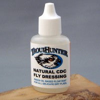 TroutHunter Natural CDC Fly Dressing - The TroutFitter Fly Shop
