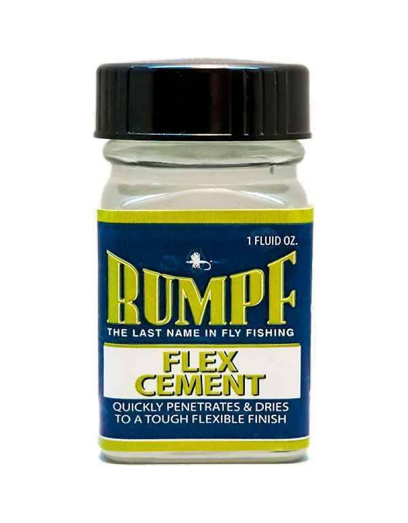 Flex Cement - The TroutFitter Fly Shop