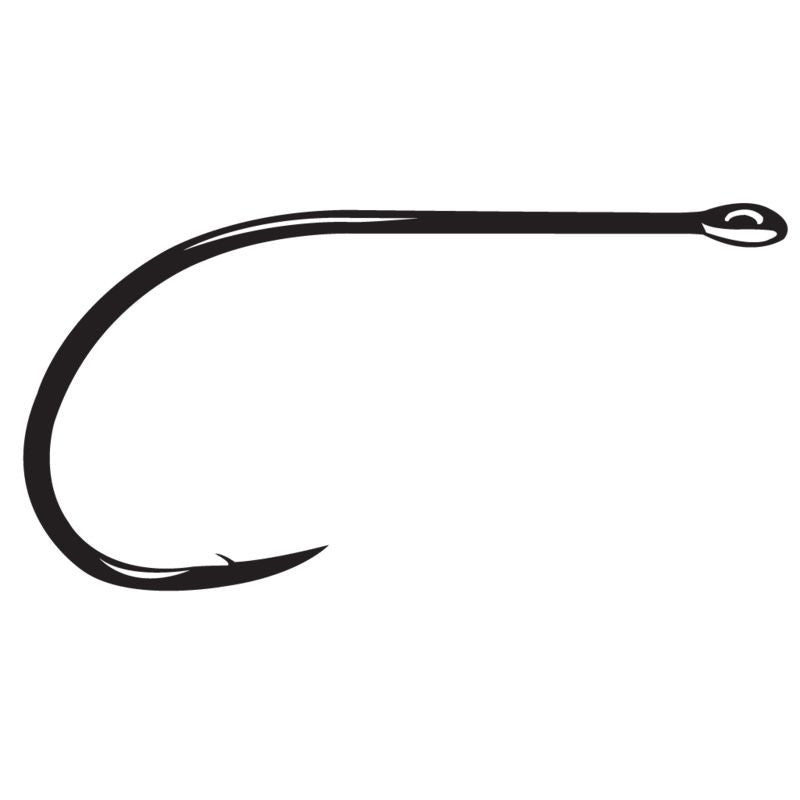 Gamakatsu SL12S Big Game Wide Gap Saltwater Series Fly Hook - The TroutFitter Fly Shop
