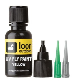 Loon UV FLY PAINT - The TroutFitter Fly Shop