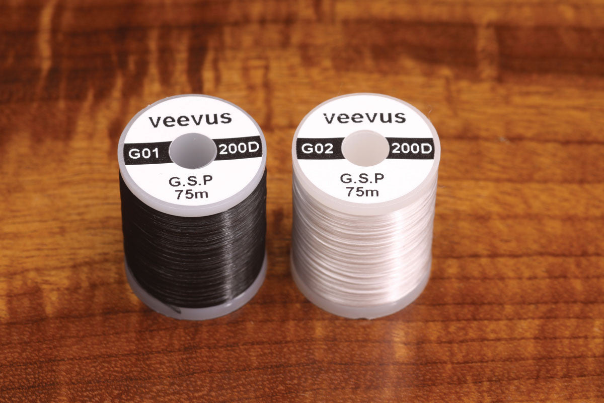 Veevus - 200 Denier Gel Spun - The TroutFitter Fly Shop