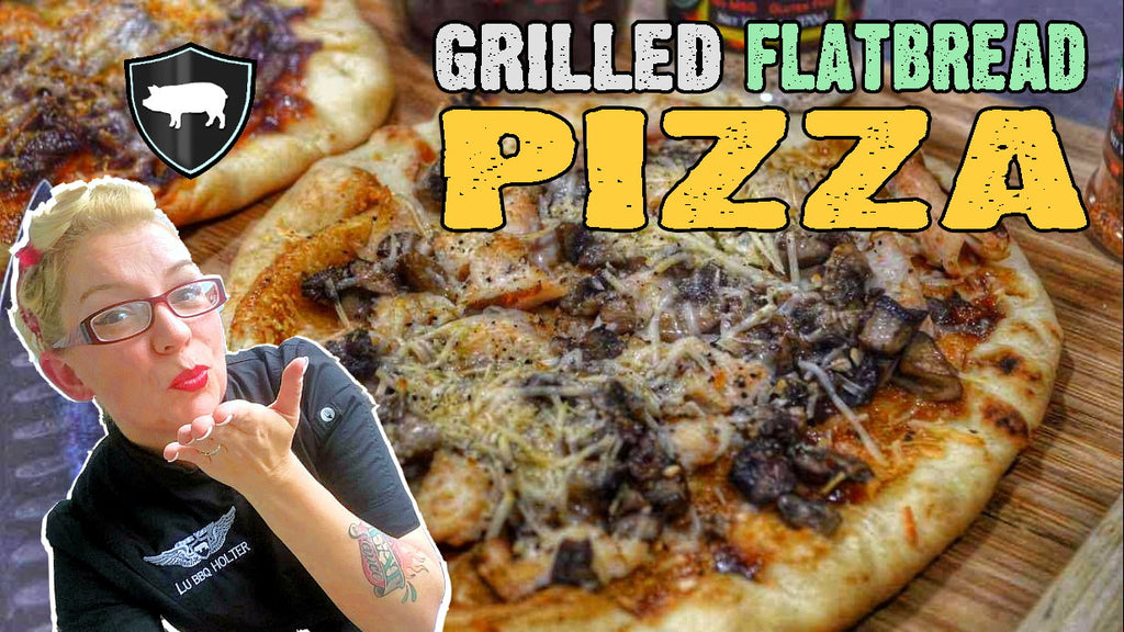 Video: Grilled Flatbread Pizza