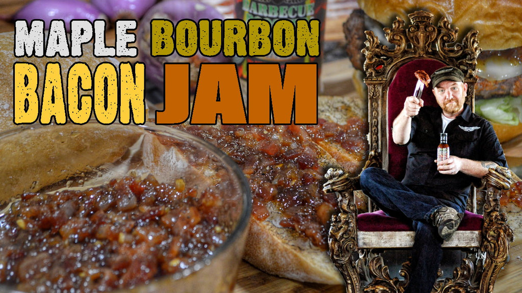 VIDEO: Maple Bourbon Bacon Jam