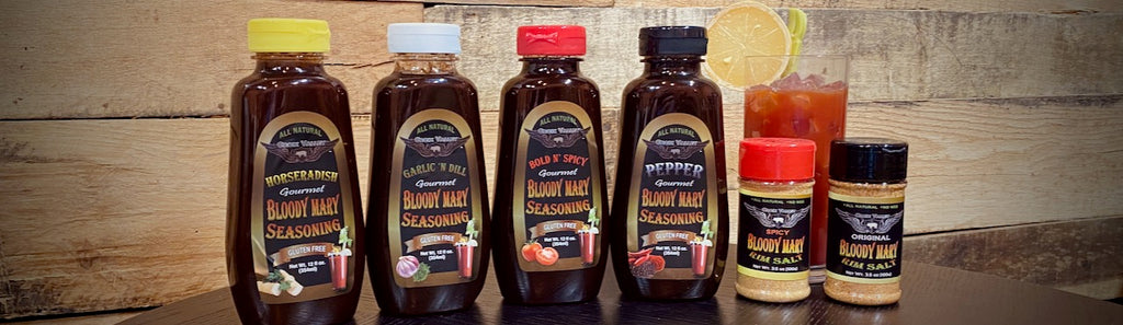 Bloody Mary Seasonings