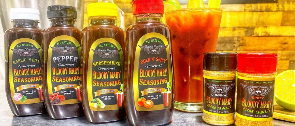 Wholesale Bloody Mary Seasonings