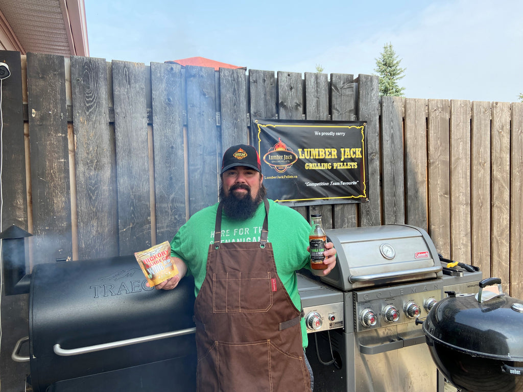 croix valley grillmeister mike lester