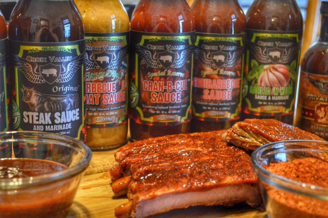 Croix Valley Sauce Collection