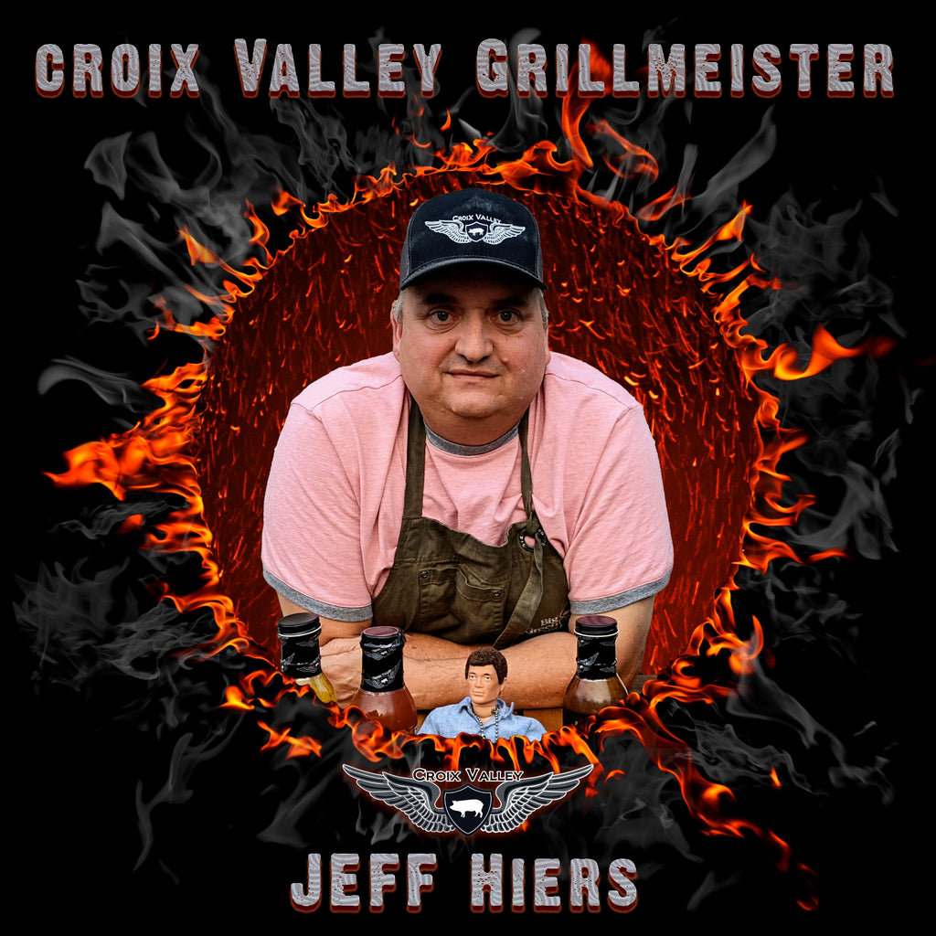 croix valley grillmeister jeff hiers