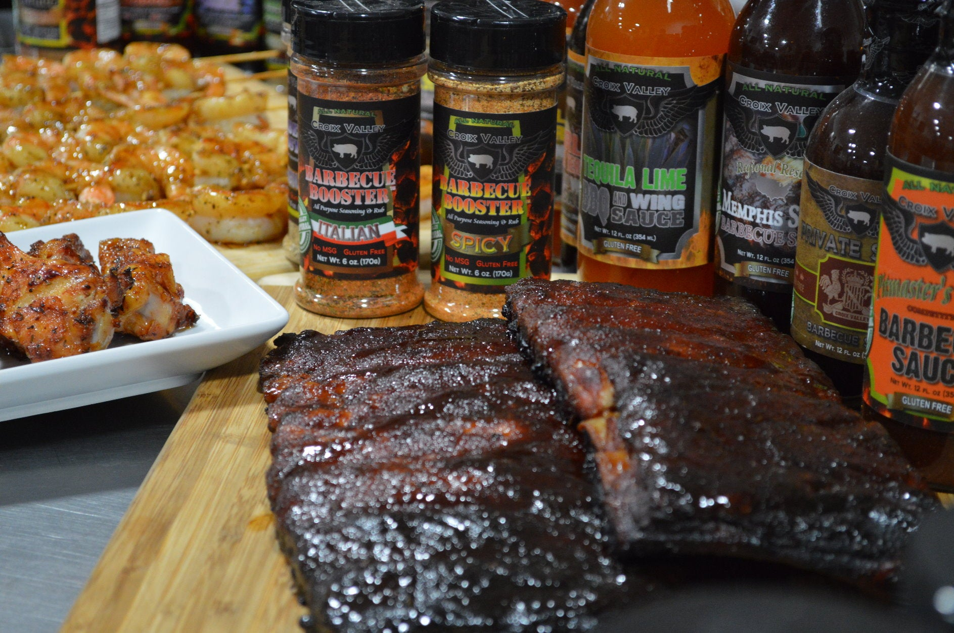 Croix Valley Sauces and Seasonings