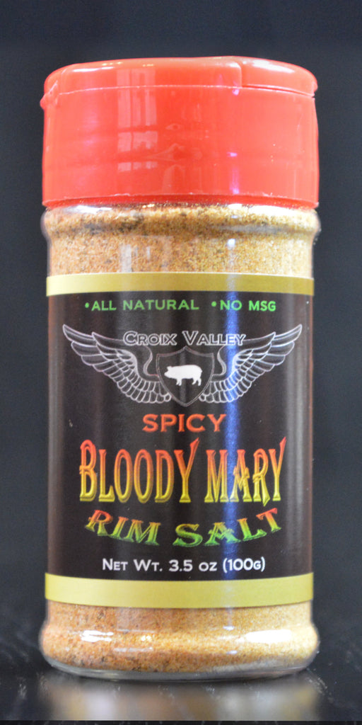 Croix Valley Spicy Bloody Mary Rim Salt