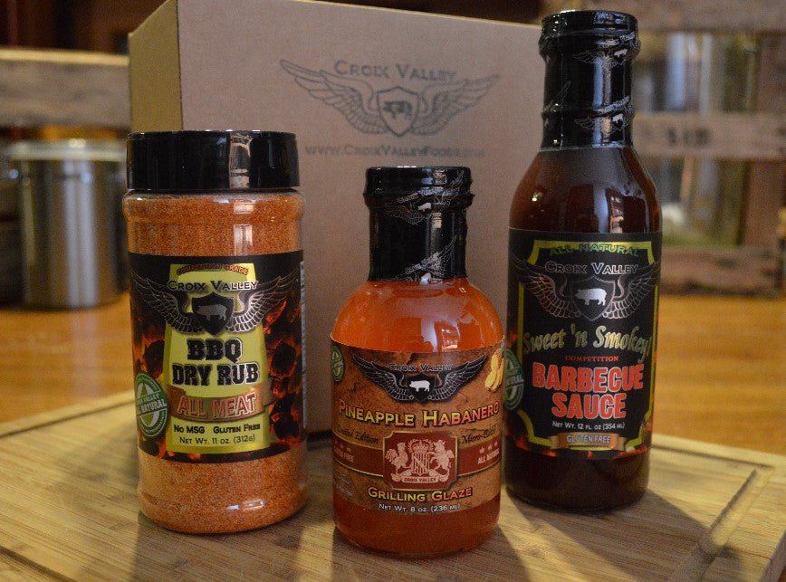 Croix Valley BBQ Subscription Box