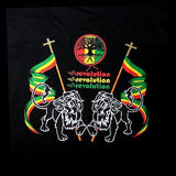 Ten Most Wanted Ganja T-Shirt Hippie Root Rasta Reggae Africa Marley Jamaica JAH