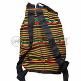 Soul Mon Rasta Surfer Drawstring Backpack Tote Duffel Bag Hippie Jamaica REGGAE