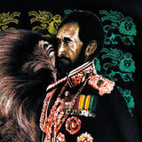 Rastafari Selassie King Of Kings T Shirt Reggae Jamaica Marley Rasta Africa LION