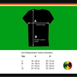 Jah Know Cooyah Rasta Irie T Shirt Rastafari Jah One Love 100% Cotton Jamaica CY