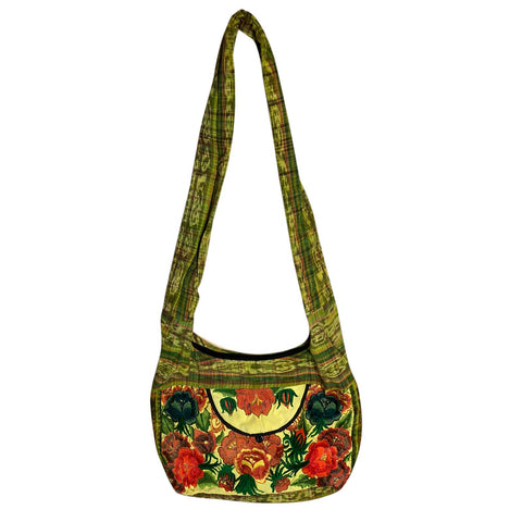 Messenger & Cross Body Handmade Tapestry Cotton Bag Hobo Boho Hippie Bag IRIE