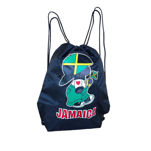 Jamaica Reggae Cool Runnings Ez Backpack Back Pack Usian Irie Jamaica 17""