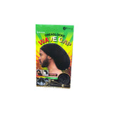 Wave Hat Cap Rasta Stocking Spandex Reggae Marley Rastafari Dreadlocks FLEXIBLE