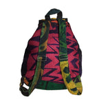 Reggae Cool Runnings Drawstring Backpack Sack Tote Bag Hippie Surfer Marley 15""